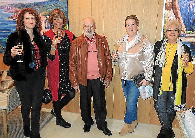 BRISAS EXPOSICION DE MIGUEL RECHE.