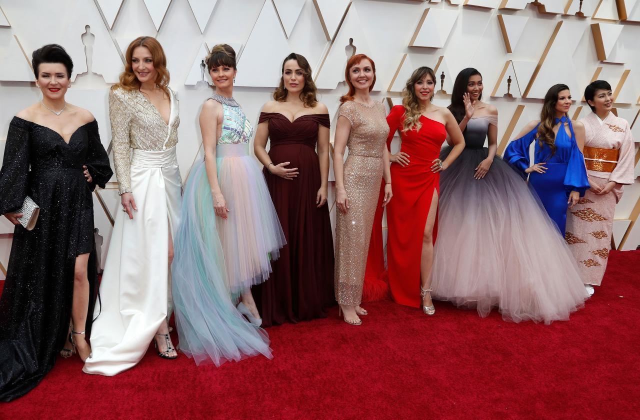 92nd Academy Awards – Oscars Arrivals – Hollywood