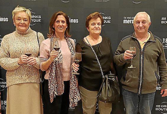 cata vinos organizada por real club náutico de palma