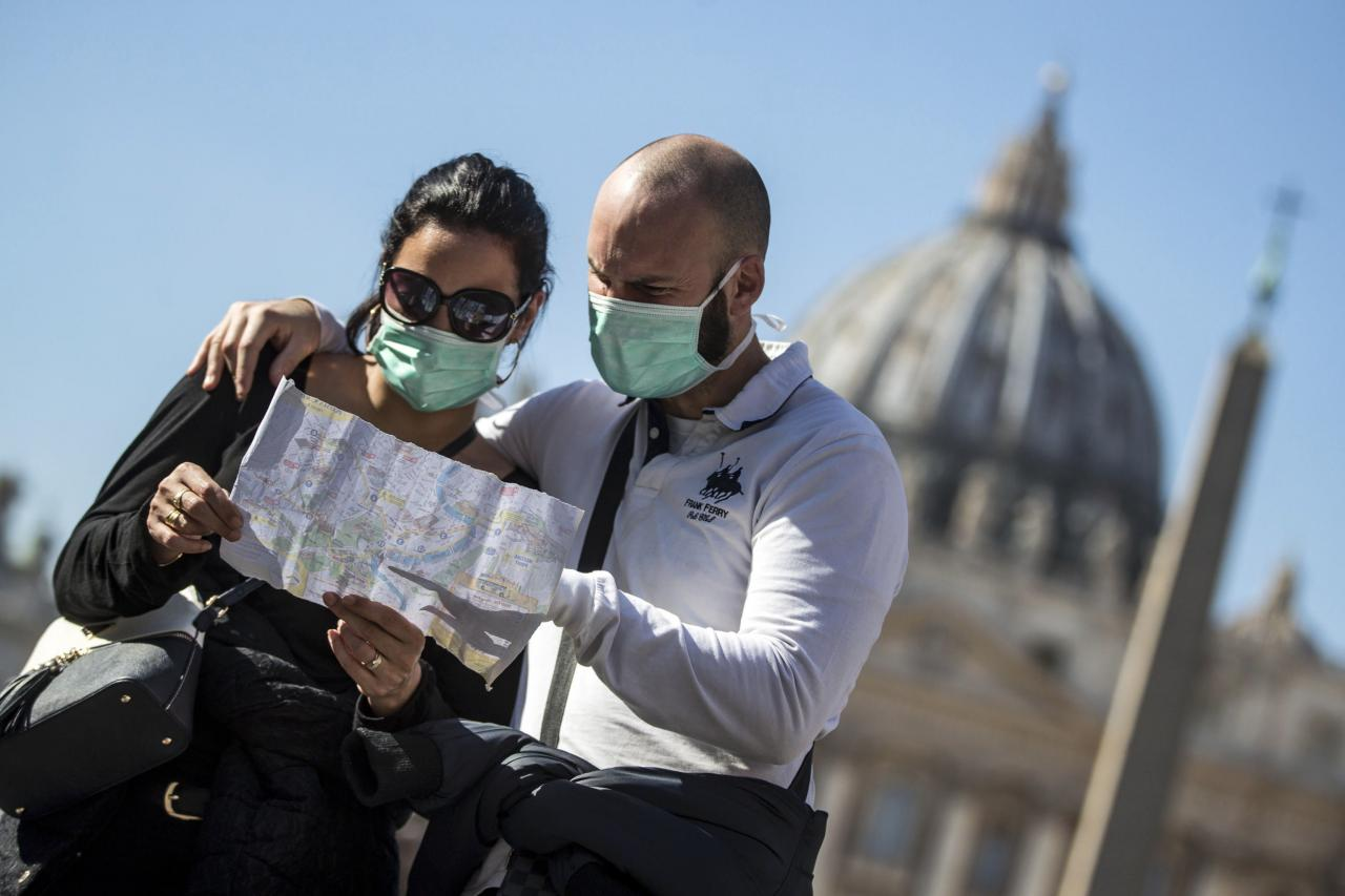 Novel coronavirus: rapid increase of COVID-19 cases in Italy