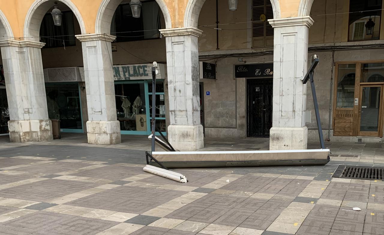 Plaza Mayor de Palma