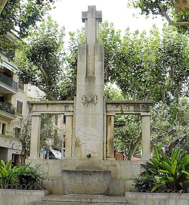 ARCA lamenta que no se haya tenido en cuenta su informe sobre el monumento a los caídos
