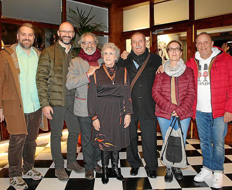 CENA Y PREMIOS DE ARCA PATRIMONI