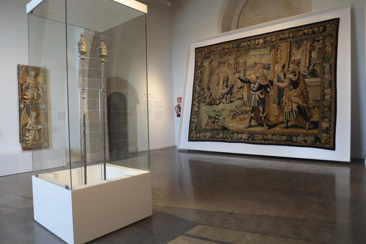 palma prsentacion museo de arteb sacro foto morey