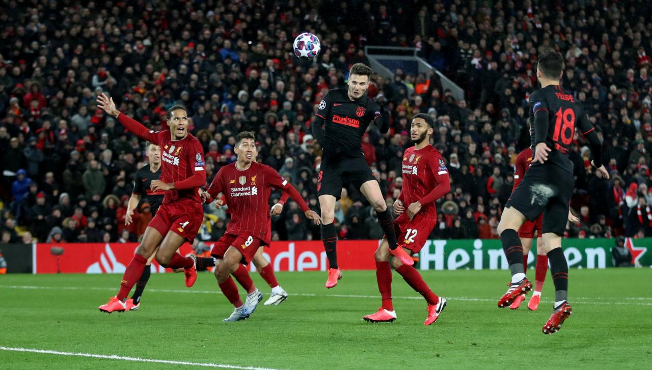 Champions League - Round of 16 Second Leg - Liverpool v Atletico Madrid