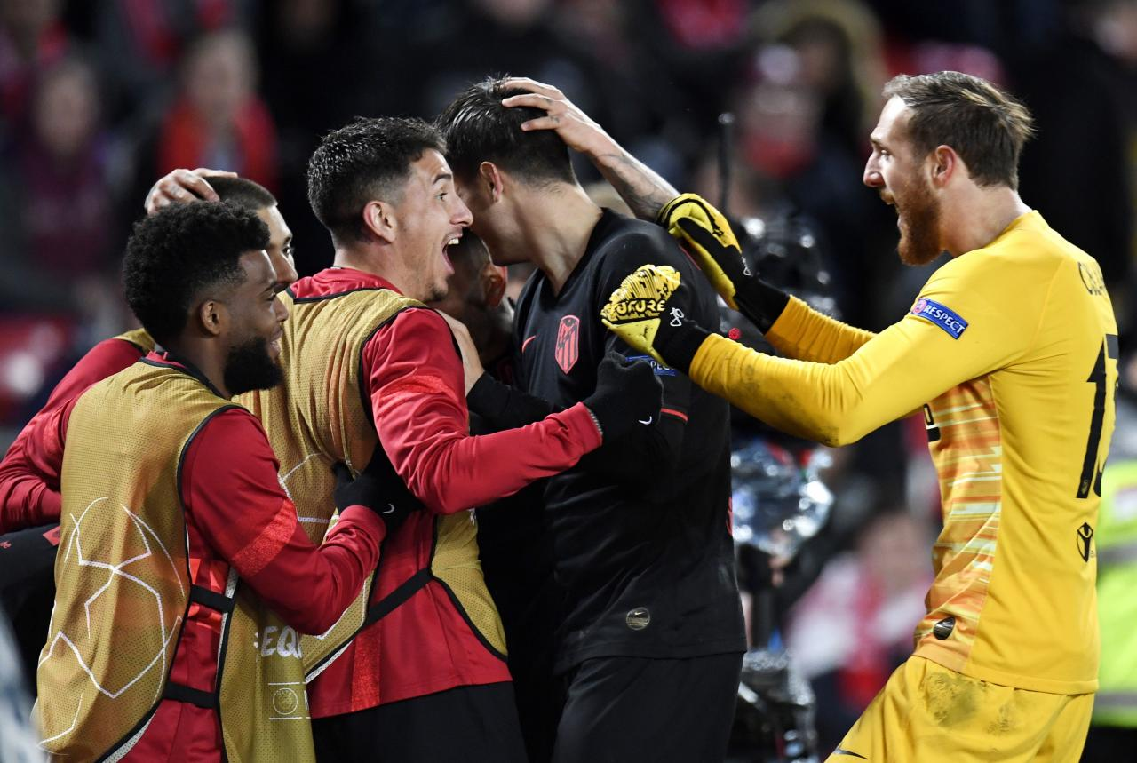 Liverpool FC vs Atletico Madrid