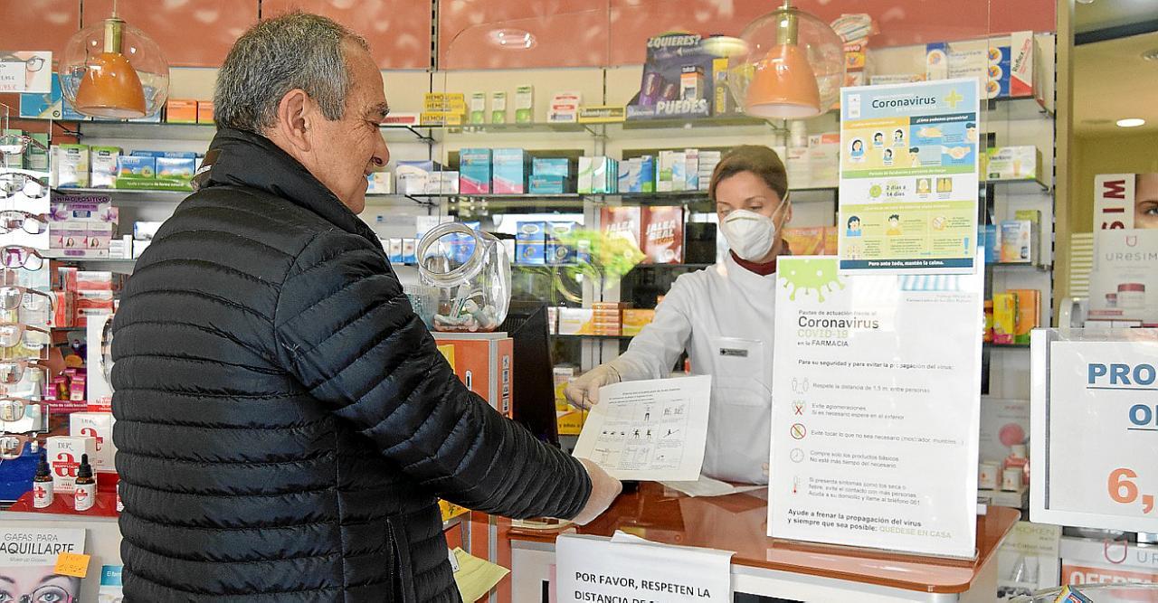 Farmacia de Santa Eugènia.