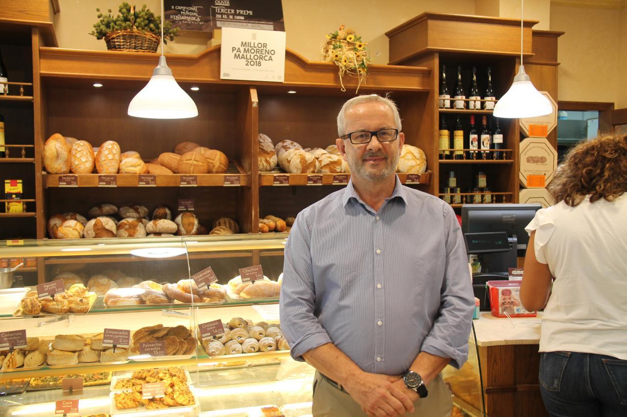 PALMA - Pep Magraner, Gerente de la Associació de Forners i Pastissers de les Illes Balears.