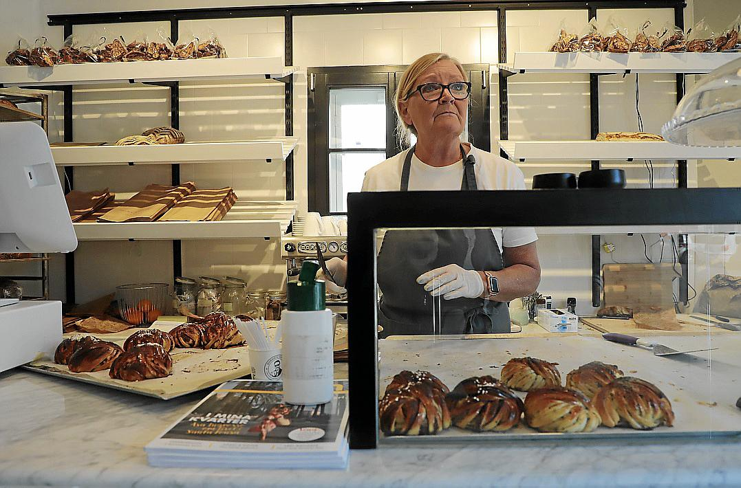 palma palma bread bollos de canela foto morey