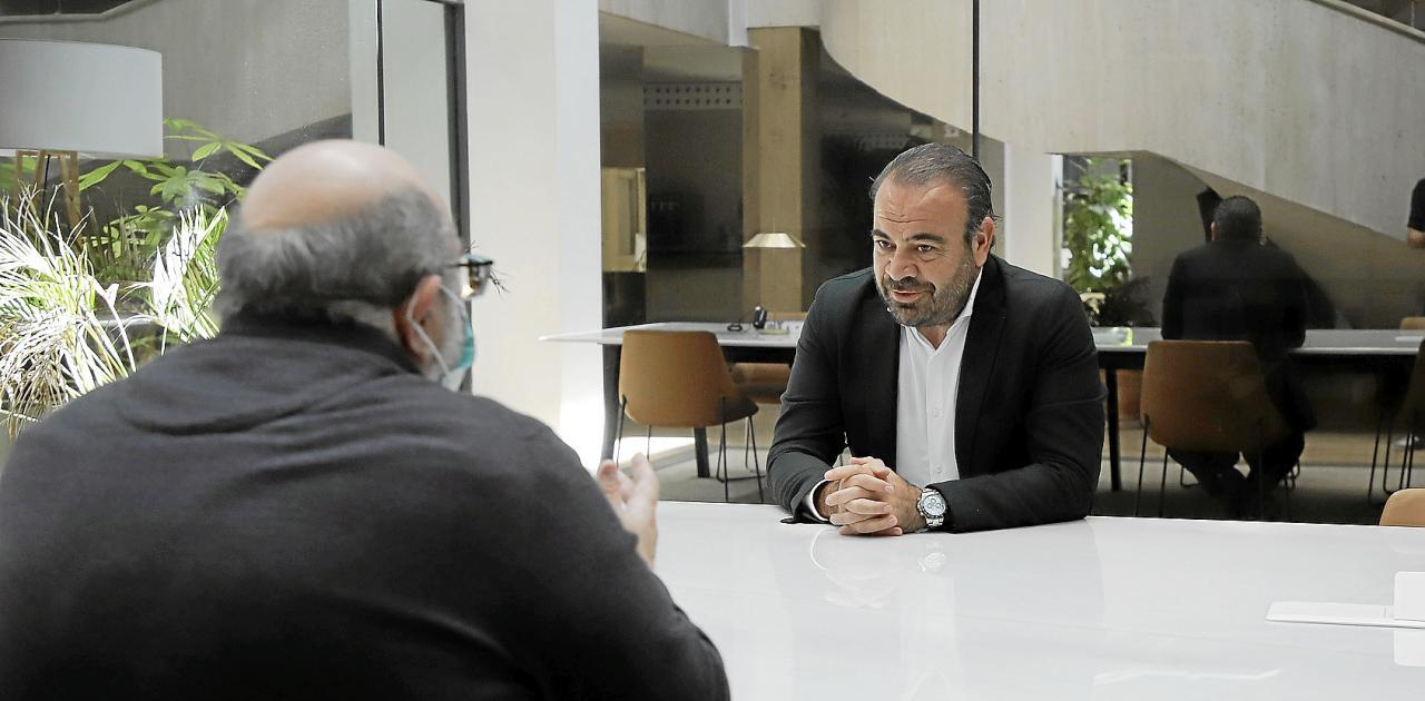 Coronavirus en Mallorca: Entrevista a Gabriel Escarrer