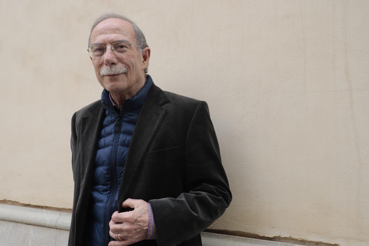 PALMA - ESCRITORES - Antoni Vidal Ferrando publica la novela