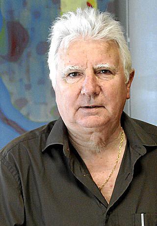 PALMA. LITERATURA. JUAN GUASP, ESCRITOR MALLORQUIN. MAS FOTOS EN EL DISCO DEL 31-05-2011
