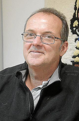 PALMA - MIQUEL ANGEL LLAUGER , ESCRITOR Y TRADUCTOR.