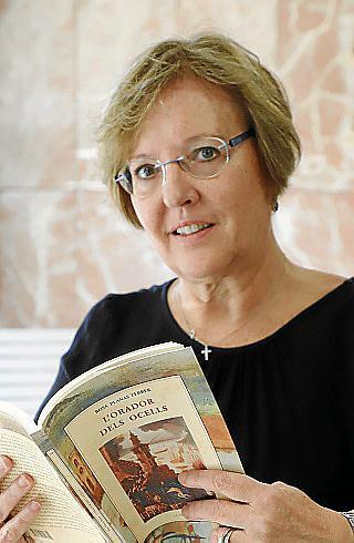 La editorial Olañeta acaba de reeditar el libro ¿L¿orador dels ocells¿, de la escritora Rosa Planas