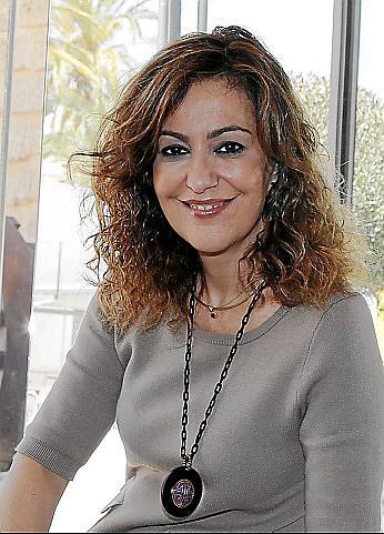 PALMA. LITERATURA. MARIA DE LA PAU JANER ESCOGE PALMA PARA