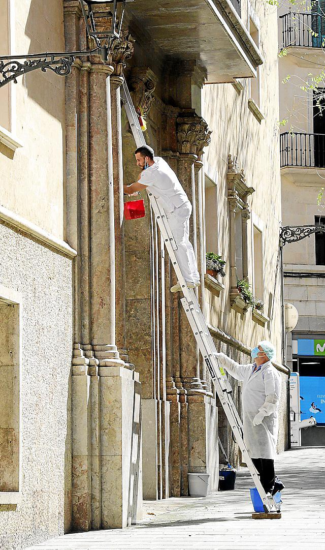 palma reportaje cronicas urbanas sandy foto morey