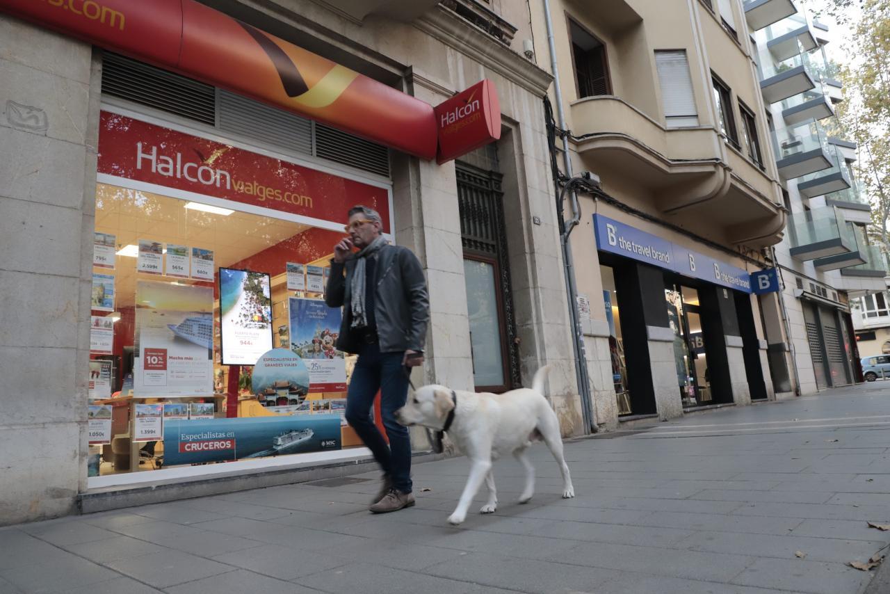 Globalia y Barceló fusionan sus agencias y dicen que su objetivo es no cerrar ninguna.