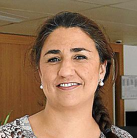 PALMA - MARTA GARCIA , GERENTE DE LA RESIDENCIA DE LA UIB.