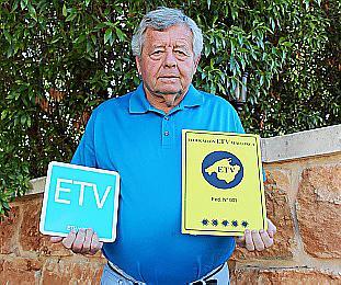 PALMA - Jordi Cerdó , Presidente de la Federación de Estancias Turisticas Vacacionales de Mallorca