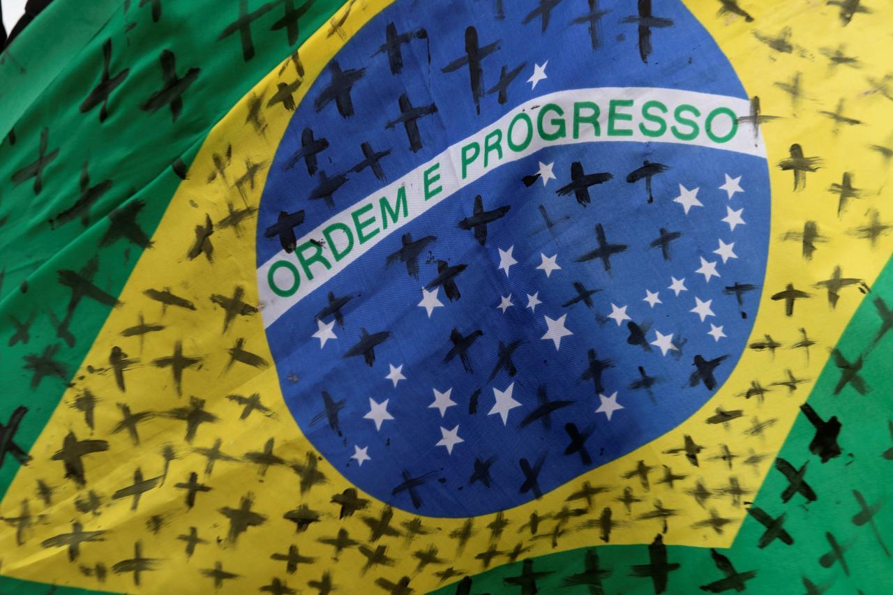 Coronavirus: Brasil, el segundo país más afectado del mundo