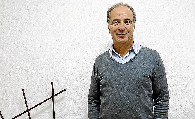 PALMA - TONI FUSTER , PRESIDENTE DE PIMECO .
