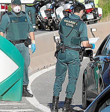 CONTROLES DE TRÁFICO EN MURCIA