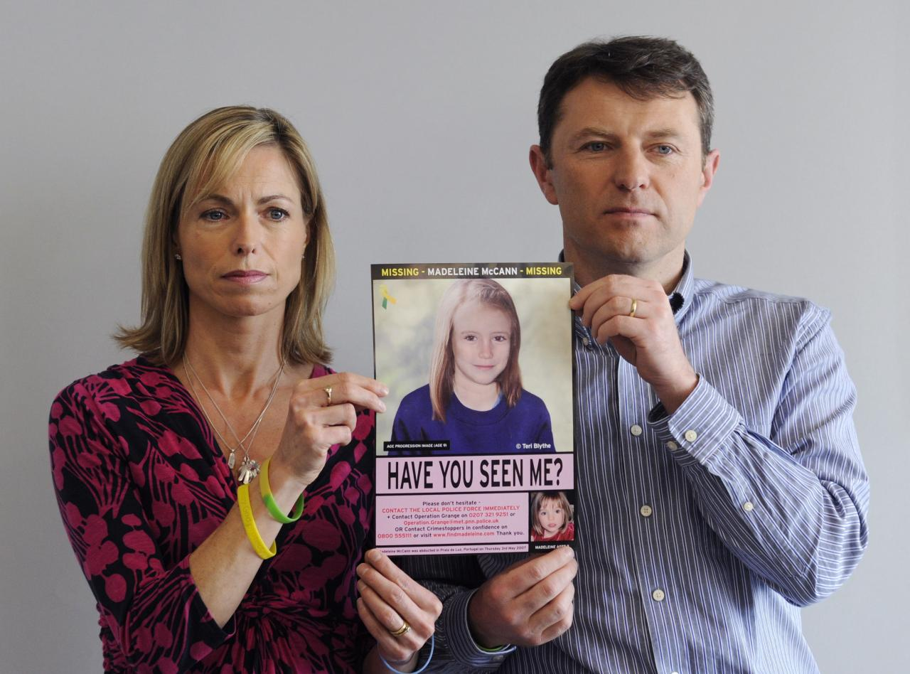 43-year old German prisoner suspect in disappearance of Madeleine McCann