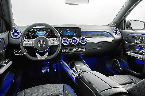 Mercedes GLB 180