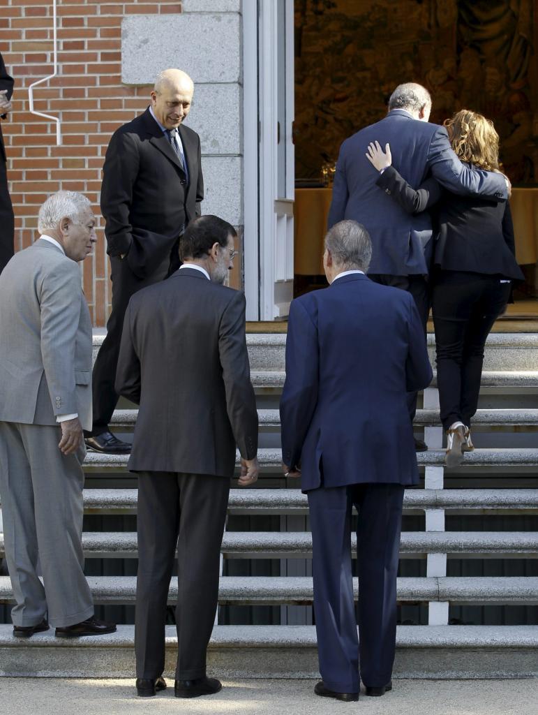 """El Rey: """"Nadie puede quedar excluido de la  recuperación económica"""""""