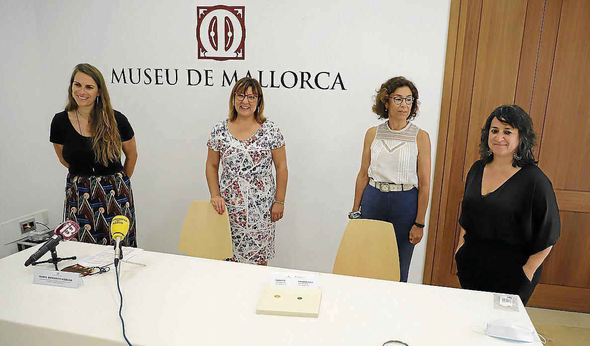 palma museo de mallorca presentacion monedas acuñadas en mallorca fo