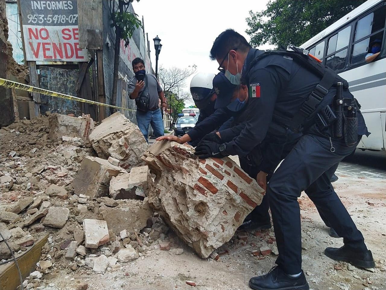Terremoto en México: Al menos un muerto por un sismo en el sur