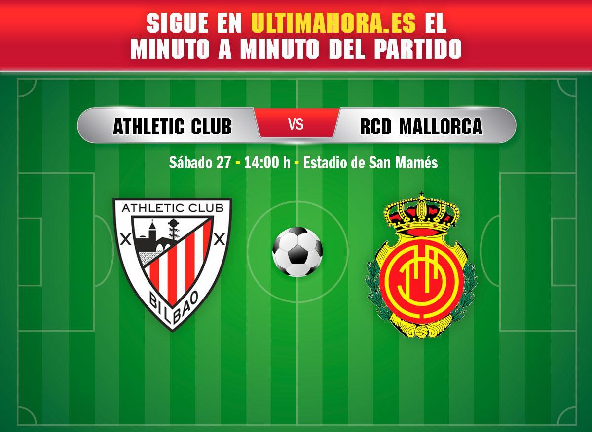 Real Mallorca-Athletic Club