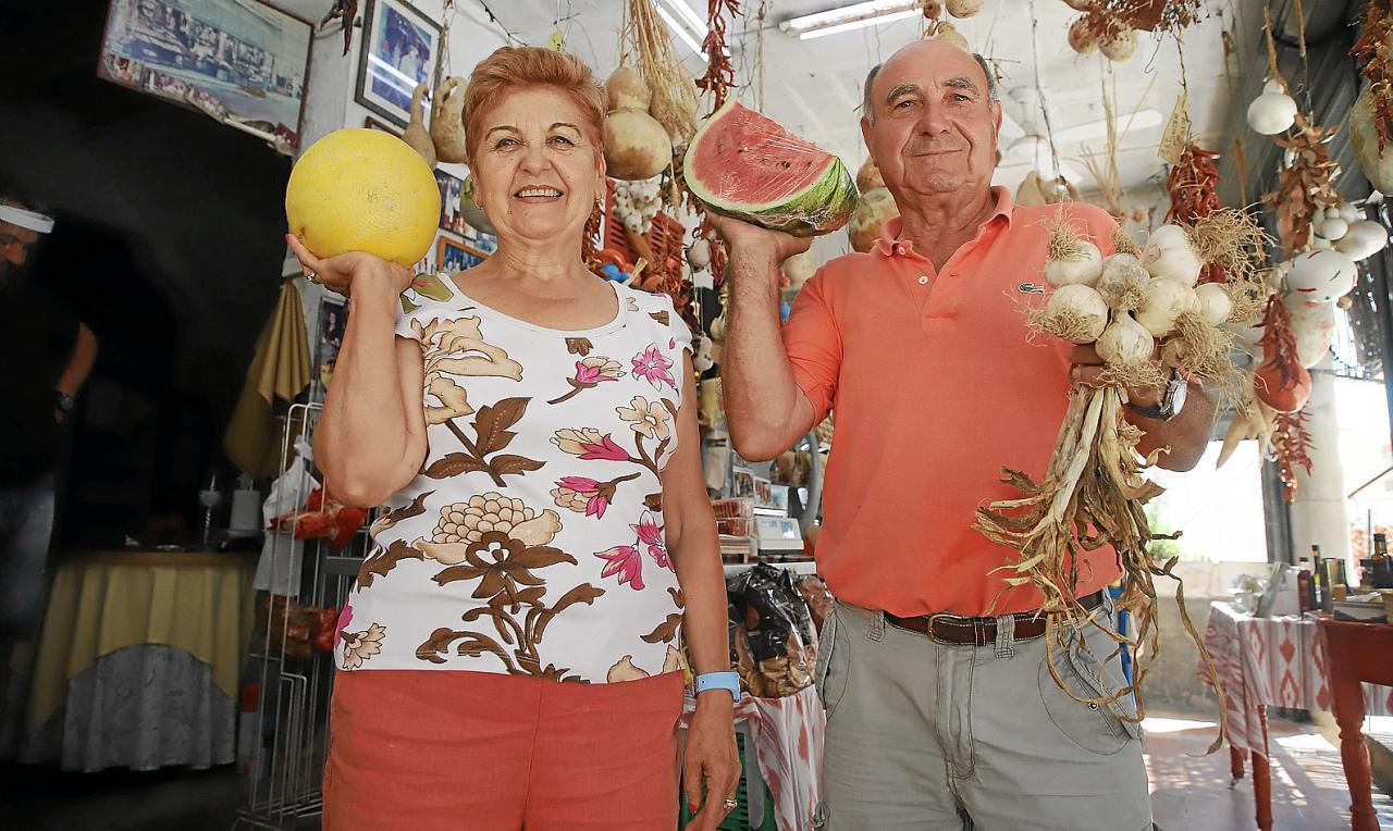 Amor entre melones y ajos