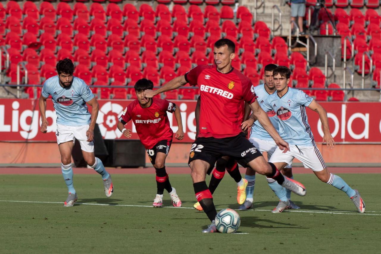 RCD Mallorca - Real Celta