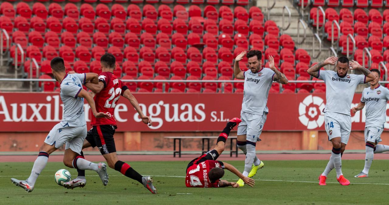 RCD Mallorca - UD Levante