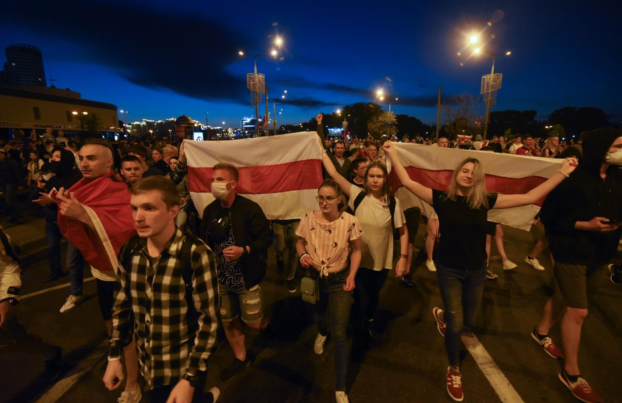 Presidential elections in Belarus