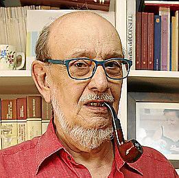 EMILIO ALONSO, exdiputado y exresponsable de finanzas del PSOE. Carnet número 2 de este partido