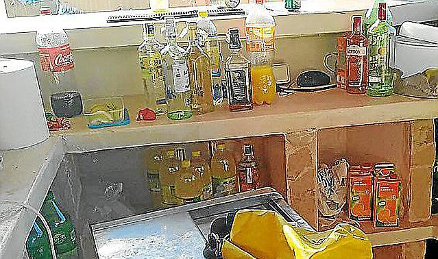 Proliferan las fiestas ilegales en la Part Forana
