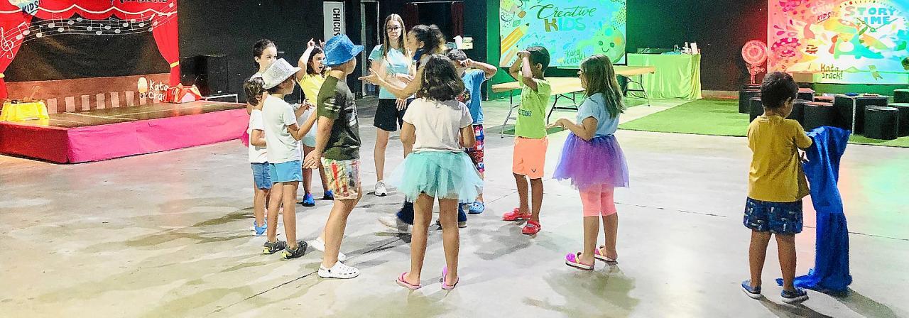 Summer Camp Musical está organizado por Es Gremi Kids y Katacrack