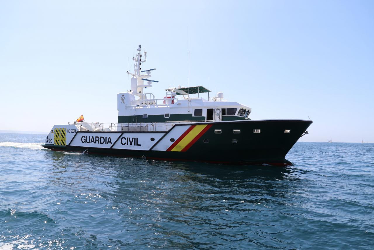 Palma Sucesos Guardia Civil del mar party boat. fotos J.L. (91).jpg