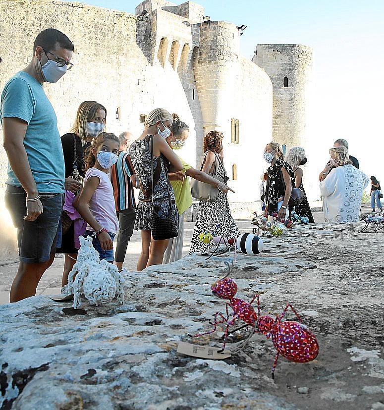 palma expo fundacion Vicente ferrer en Bellver foto cañellas~14.jpg