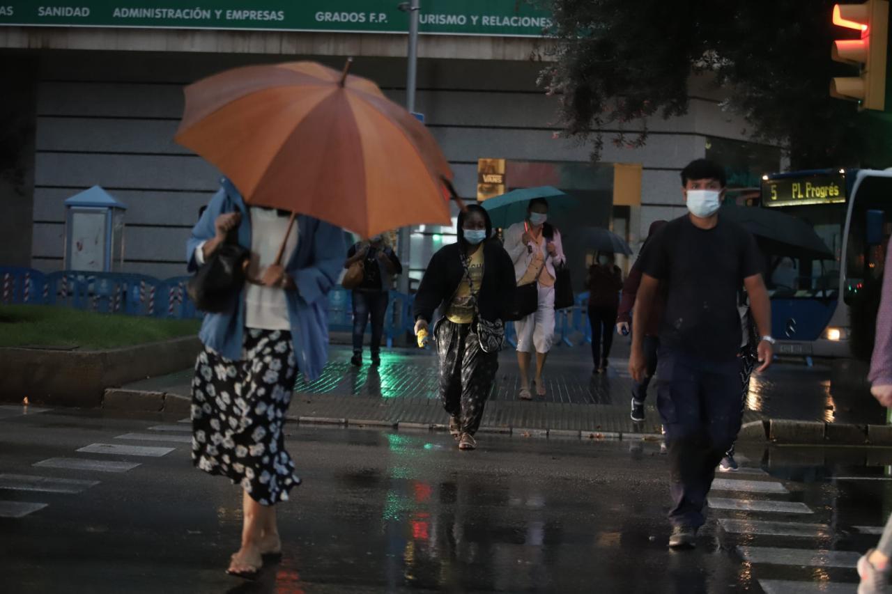 Los efectos de la DANA en Mallorca: lluvias torrenciales, inundaciones y desprendimientos
