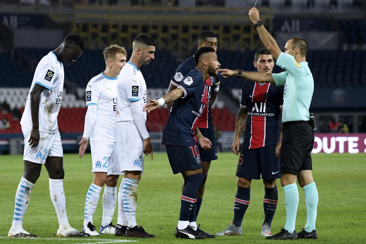 Paris Saint-Germain vs Olympique Marseille