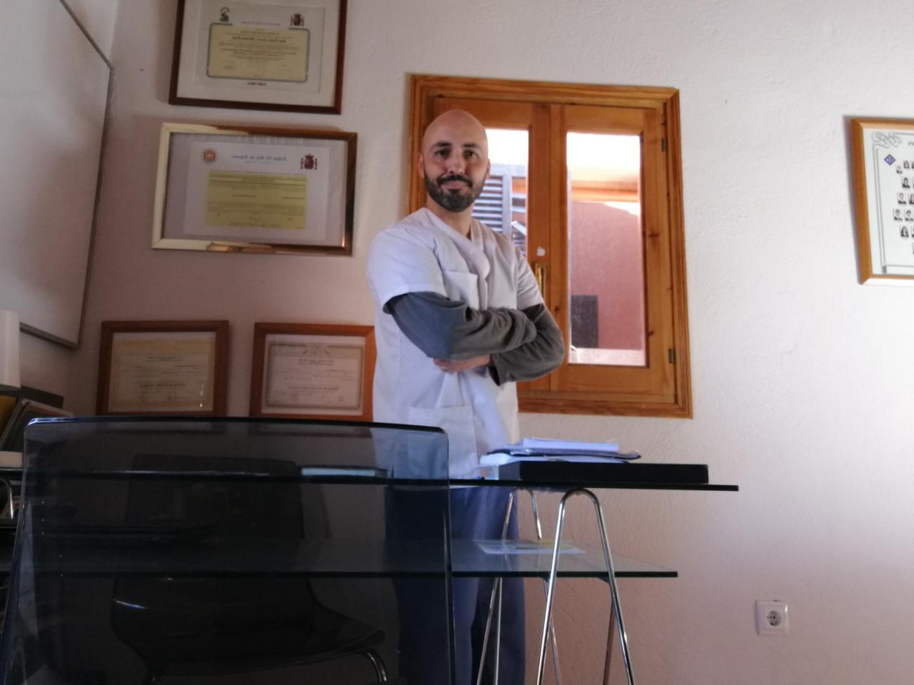 Fisioterapia Pedro Moreno