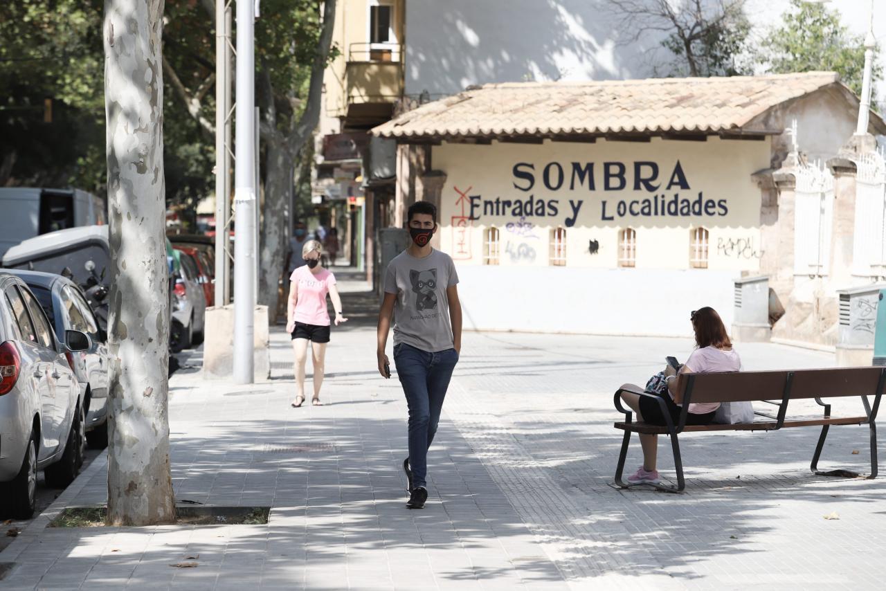 Estas son las restricciones que afectarán a las zonas aisladas de Arquitecte Bennàssar