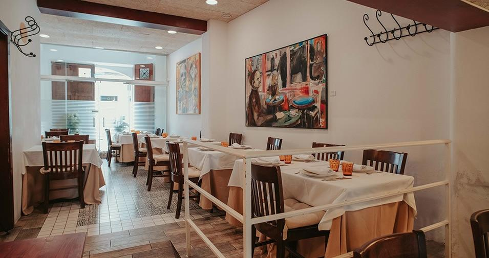 Restaurante Casa Maruka