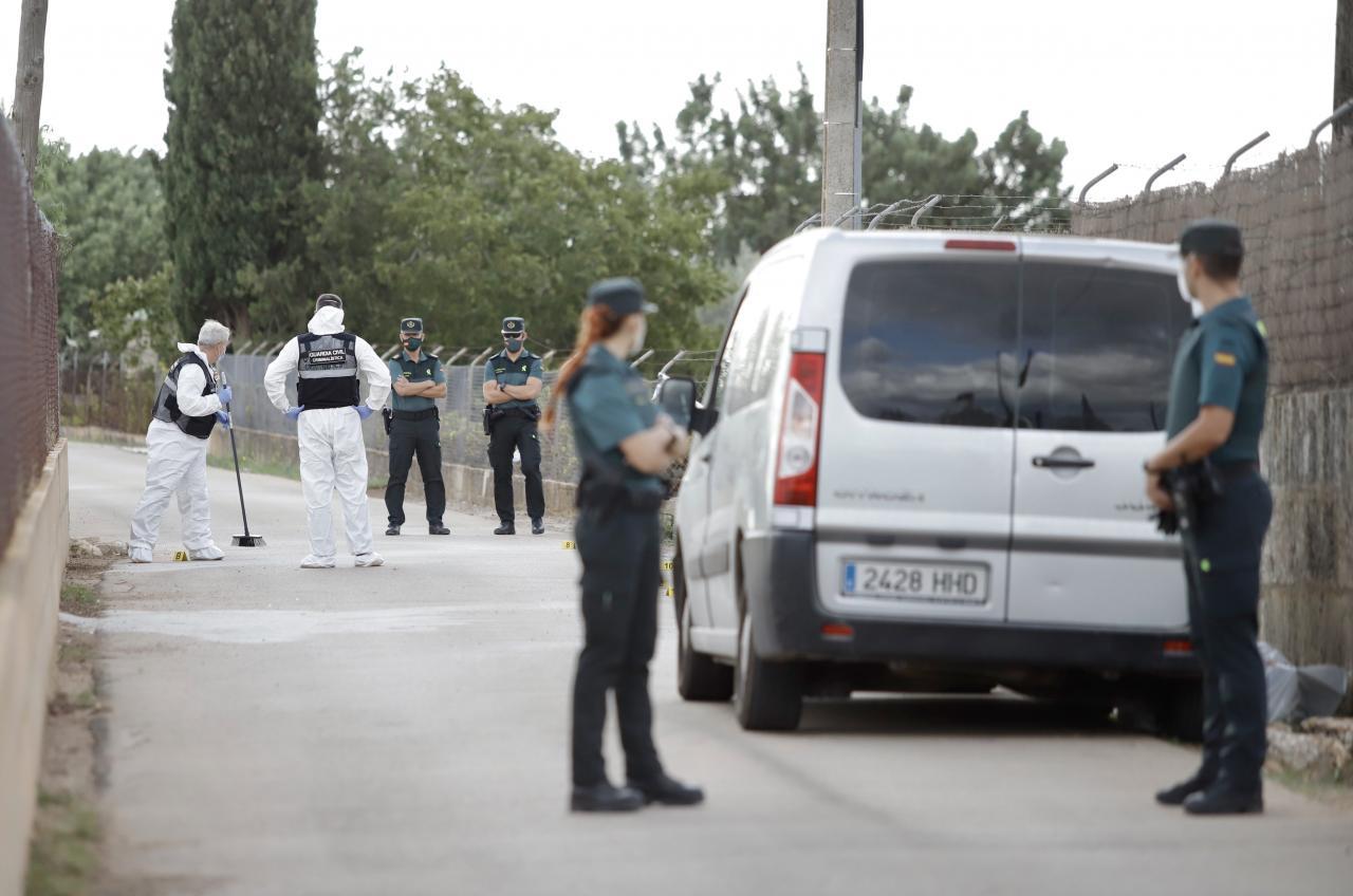 La Guardia Civil busca a un cuarto ladrón que entró en la finca de Inca
