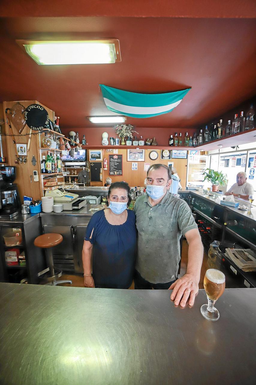 Palma bar chicho carrer ticià foto Miquel A Cañellas Canella