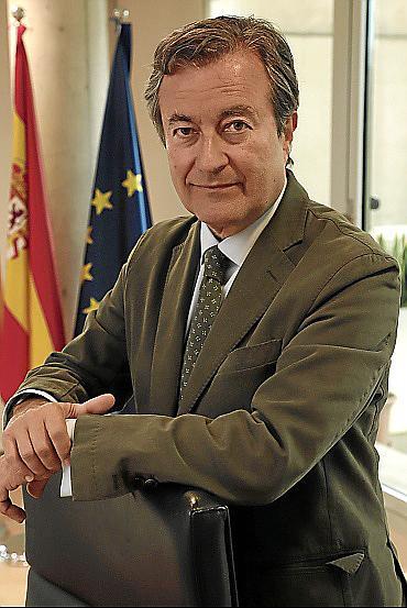 PALMA - Joan Gual de Torrella , Presidente de la Autoritat Portuària