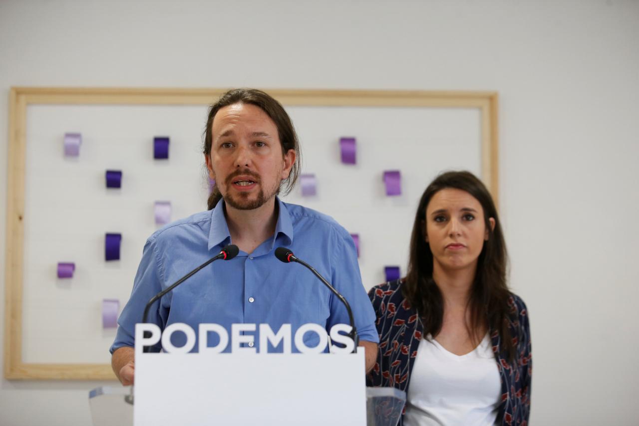 El ingreso hospitalario de los hijos de Iglesias y Montero embarra las redes